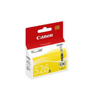 Original Ink Cartridge Canon CLI-526Y MG5350 Yellow