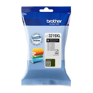 Original Ink Cartridge Brother LC3219XLBK Black-Universal Store London™