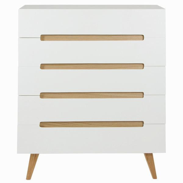 5 drawers chest - Modern Collection by Craften Wood-Universal Store London™