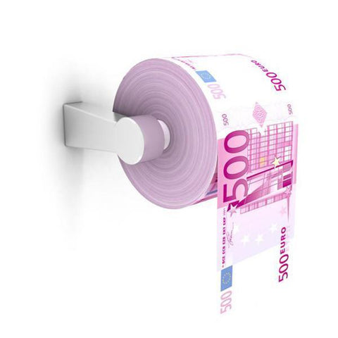 Image of 500 Euro Toilet Paper-Universal Store London™