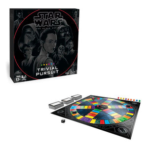 Trivial Pursuit Star Wars Hasbro-Universal Store London™