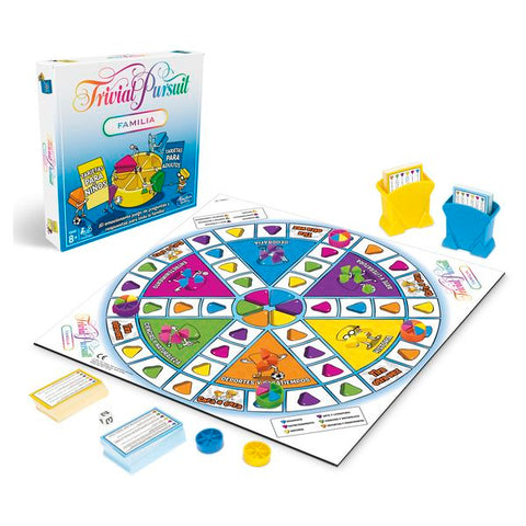 Family Trivial Pursuits Hasbro-Universal Store London™