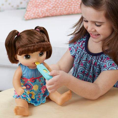Image of Baby Alive Sweet Tears (Brunette) Hasbro-Universal Store London™