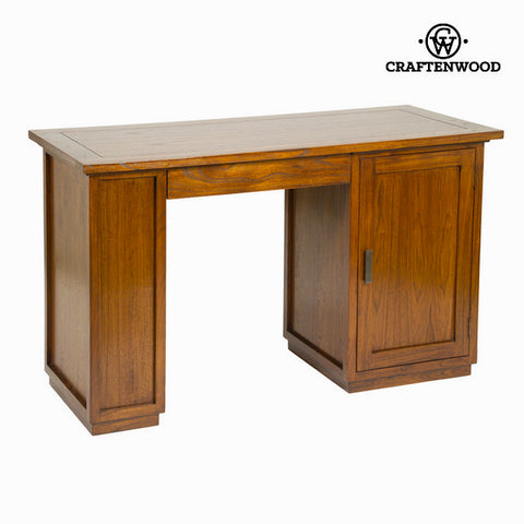 Desk Acacia (130 x 78 x 55 cm) - Serious Line Collection by Craftenwood-Universal Store London™