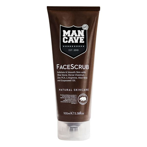 Facial Exfoliator Face Care Scrub Mancave-Universal Store London™