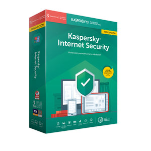 Home Antivirus Kaspersky Internet Security Multi-Device 2019 (3 devices)-Universal Store London™
