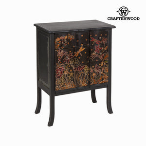 Chest of drawers Mindi wood (82 x 60 x 34 cm) - Paradise Collection by Craftenwood-Universal Store London™