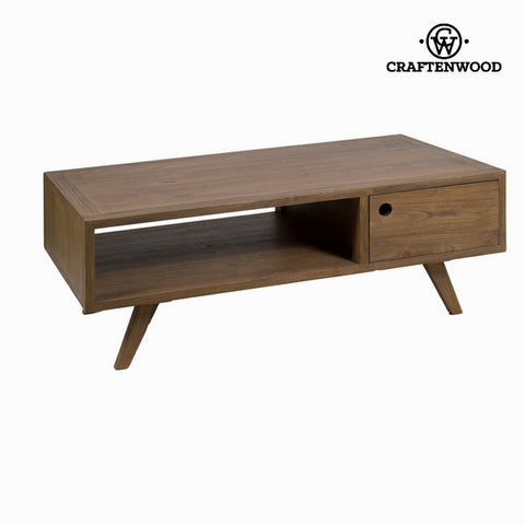 Image of Coffee table 2 drawers - Ellegance Collection by Craftenwood-Universal Store London™