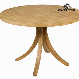Claudia round table - Serious Line Collection by Craftenwood-Universal Store London™