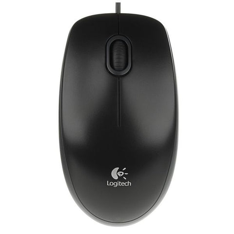 Image of Logitech Mouse B100 OEM Black-Universal Store London™