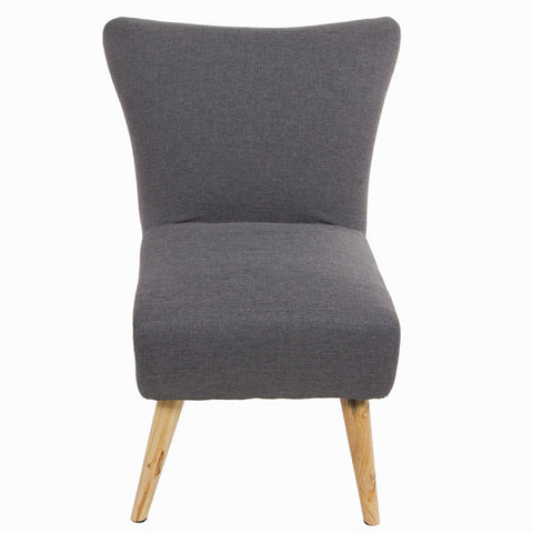 Sixty grey chair - Love Sixty Collection by Craftenwood-Universal Store London™