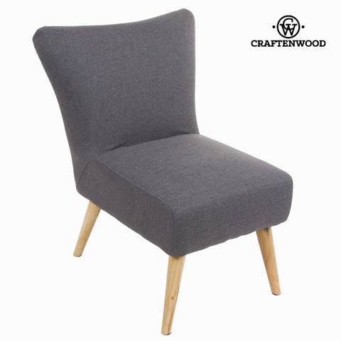 Image of Sixty grey chair - Love Sixty Collection by Craftenwood-Universal Store London™