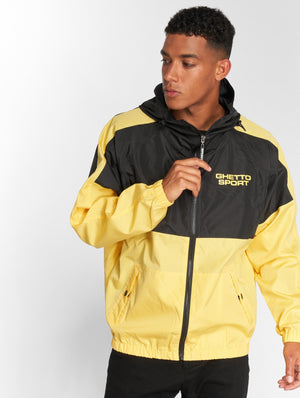 Maskulin / Lightweight Jacket GS in black