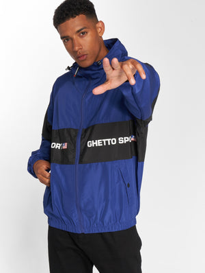 Maskulin / Lightweight Jacket Ghetto in blue