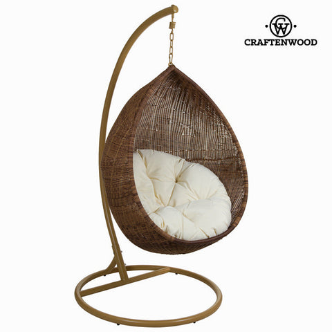 Rattan pendant chair by Craftenwood-Universal Store London™