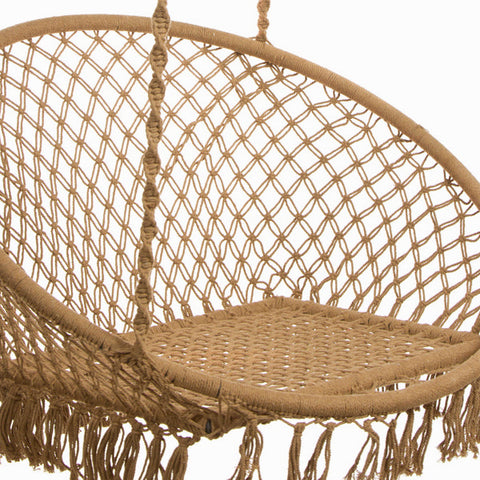 Hammock hanging round by Craftenwood-Universal Store London™