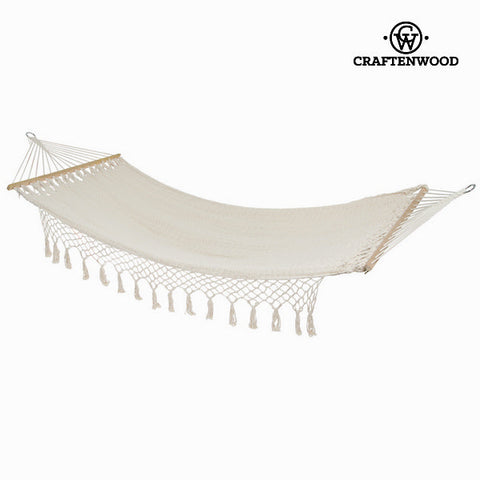Hammock hanging beige by Craftenwood-Universal Store London™