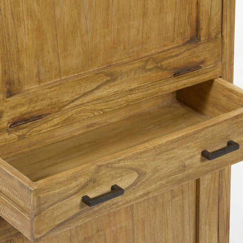 Shoe Rack Craftenwood (56,5 x 30 x 100 cm) - Village Collection
