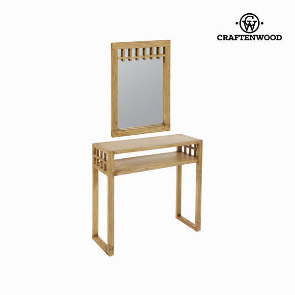 Hall cabinet with mirror ios - Village Collection by Craftenwood-Universal Store London™