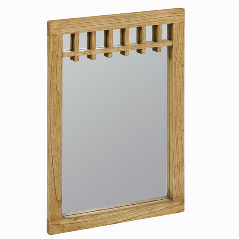 Image of Hall cabinet with mirror ios - Village Collection by Craftenwood-Universal Store London™