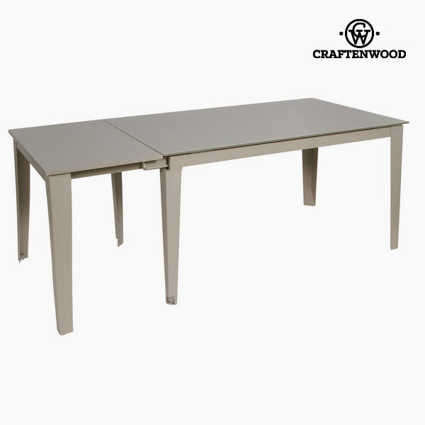 Grey extending table by Craftenwood-Universal Store London™
