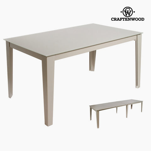 Image of Grey extending table by Craftenwood-Universal Store London™
