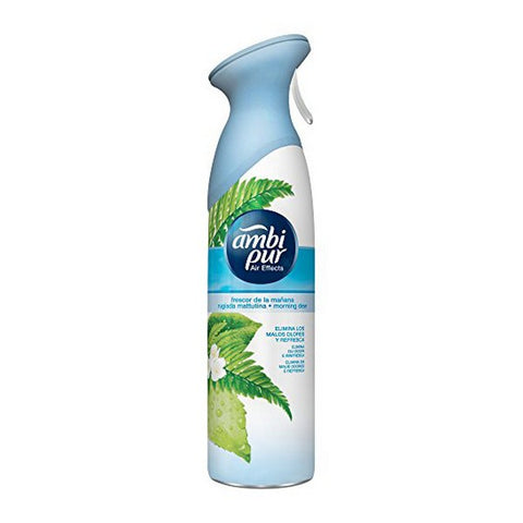 Air Freshener Spray Air Effects Morning Dew Ambi Pur (300 ml)-Universal Store London™