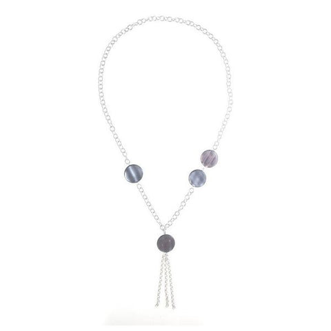 Ladies' Necklace Cristian Lay 43180900 (90 cm)-Universal Store London™