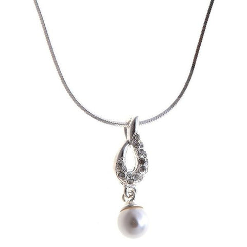 Ladies' Necklace Cristian Lay 43585500 (50 cm)-Universal Store London™