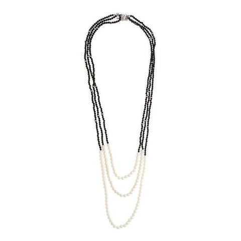 Ladies' Necklace Cristian Lay 43571780 (78 cm)-Universal Store London™