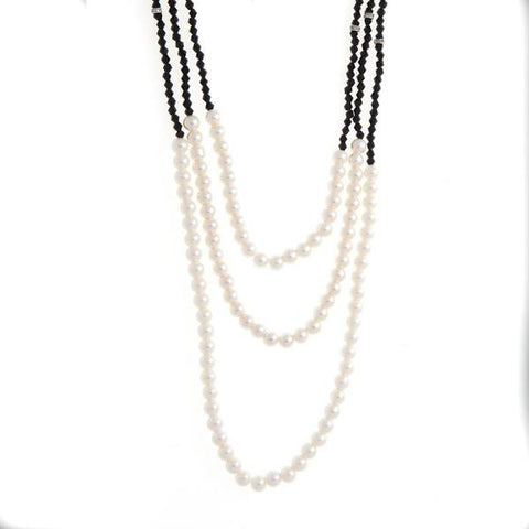 Image of Ladies' Necklace Cristian Lay 43571780 (78 cm)-Universal Store London™