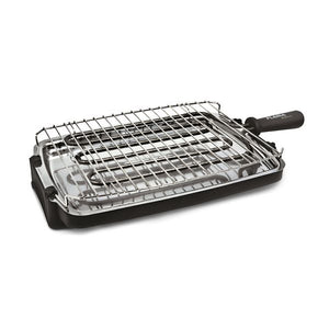 Electric Barbecue Flama 421FL 2400W (34 x 29 cm)-Universal Store London™