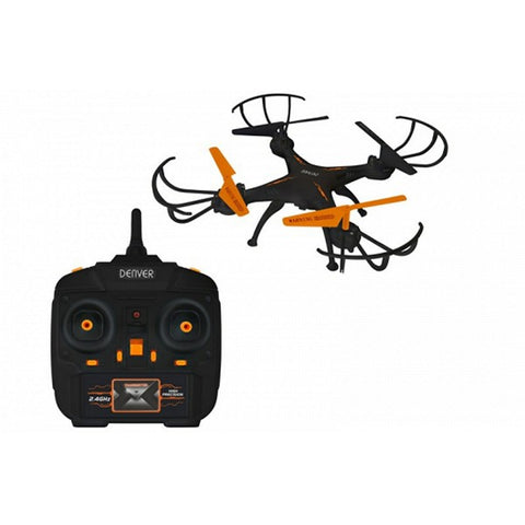 Drone Denver Electronics 222679 380 mAh Black Orange-Universal Store London™