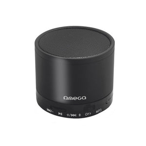 Bluetooth Speakers Omega OG47B 3W Black-Universal Store London™