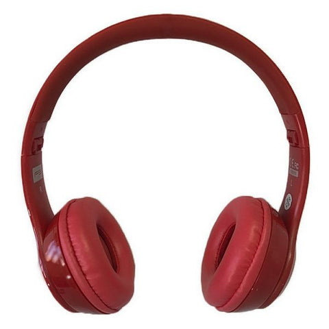 Bluetooth Headset with Microphone Omega Freestyle FH0915R Red-Universal Store London™