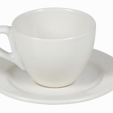 Image of 6 piece tea cups with saucer - Kitchen's Deco Collection by Bravissima Kitchen-Universal Store London™