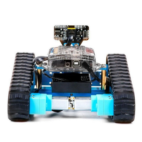 Image of MBot Educational Robot MAKEBLOCK 90092 Bluetooth WIFI Blue-Universal Store London™