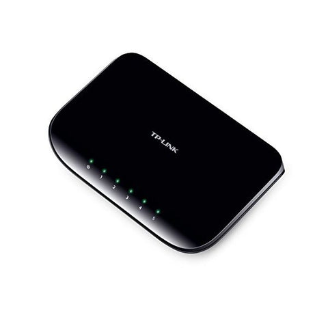 Image of Desktop Switch TP-LINK TL-SG1005D 5P Gigabit Plastic-Universal Store London™