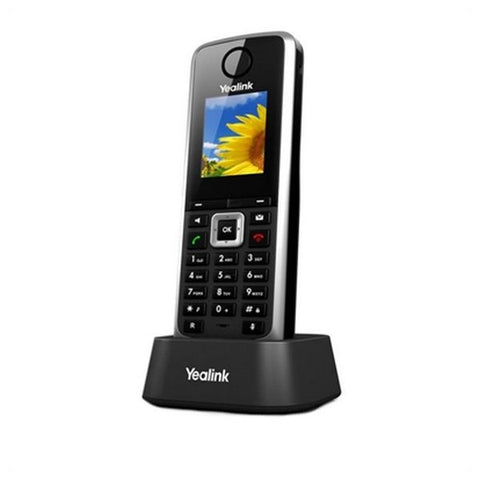 IP Telephone YEALINK W52H DECT 1,8'''' Black-Universal Store London™