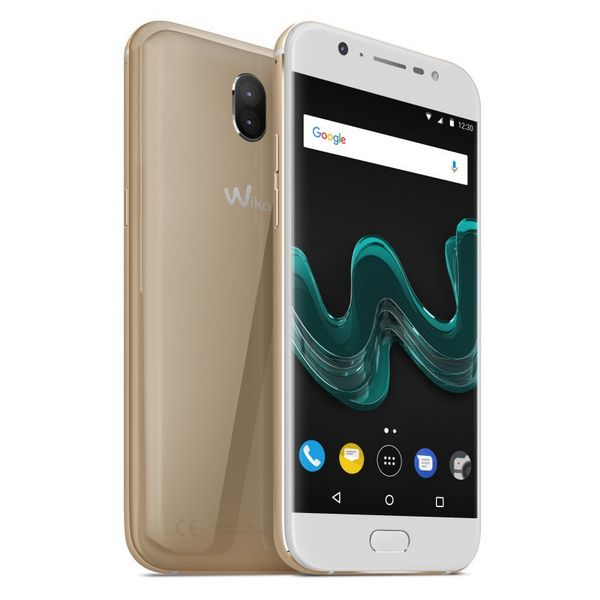 Mobile phone WIKO MOBILE WIMGOLD 64 GB 4 G Gold-Universal Store London™