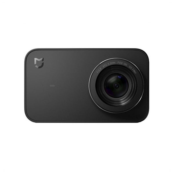 Sports Camera Xiaomi Mi Action 2,4'''' 4K Ultra HD WIFI Black-Universal Store London™