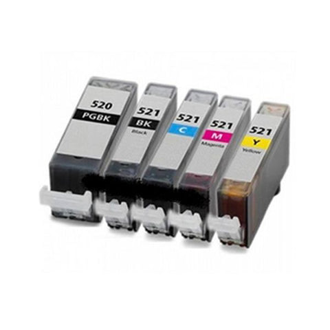 Compatible Ink Cartridge Inkoem CLI521-Universal Store London™