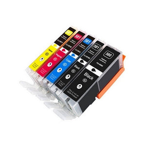 Recycled Ink Cartridge Inkoem 580XXL Black-Universal Store London™
