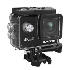 SJCAM SJ4000 AIR Action Camera Full HD 4K WIFI Sport DV 2.0 Inch Screen - Black