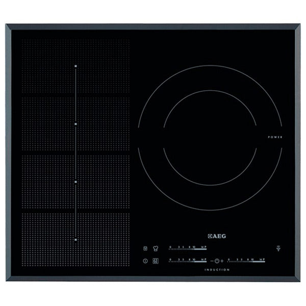 Induction Hot Plate Aeg 216964 HKP65310FB 7400W 60 cm Black-Universal Store London™