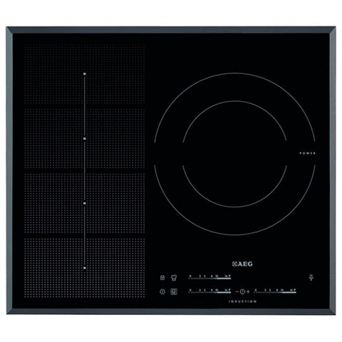 Image of Induction Hot Plate Aeg 216964 HKP65310FB 7400W 60 cm Black-Universal Store London™