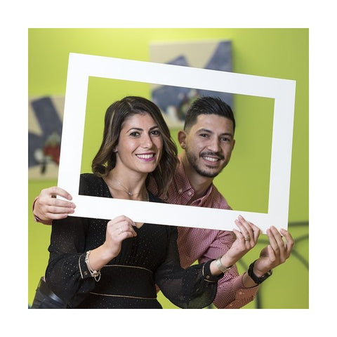 Photocall Frame (68 x 46 cm) 145473-Universal Store London™