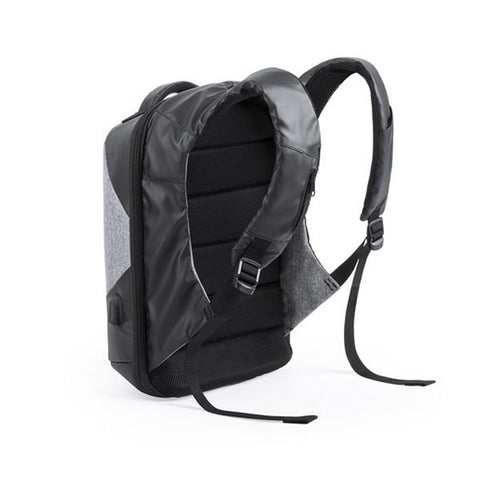 Anti-theft Rucksack with USB and Tablet and Laptop Compartment 145947-Universal Store London™