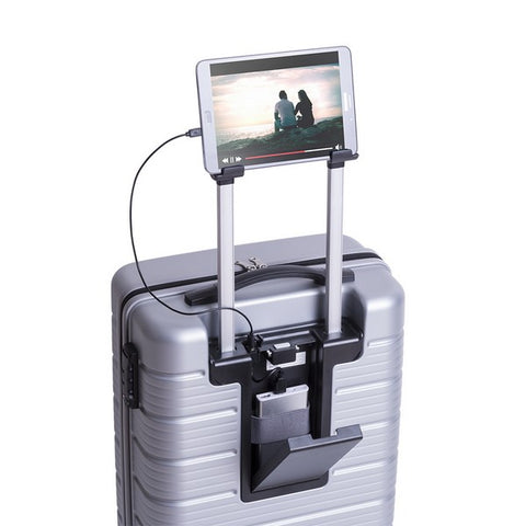 Trolley with USB Charger and Support for Tablet (37,5 x 57 x 23 cm) 146016-Universal Store London™