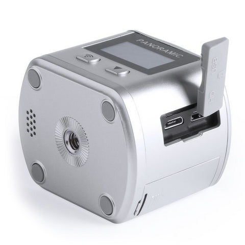 360º Camera Full HD LCD WIFI 145529-Universal Store London™
